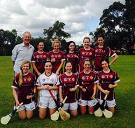 Camogie team results and league table